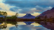 Scottish Mountain Dawn by braveheartimages