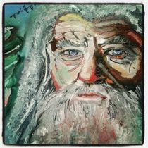 Gandalf The Grey von Eti Tritto