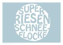 Super-Riesen-Schneeflocke (1202) von Münster Foto