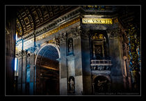 St. Peter's Basilica von Chris Rüfli Photography