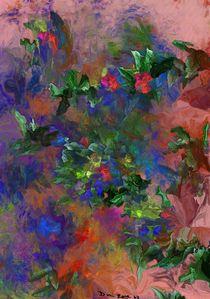 Floral Fantasy 010413 von David Lane