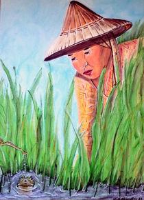 Im Reisfeld von mamu
