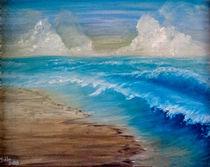 Summer Surf von Judy Hall-Folde