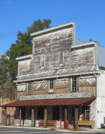 Old Country Store von Judy Hall-Folde