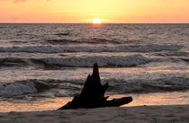 Serendipity Sunset von Judy Hall-Folde