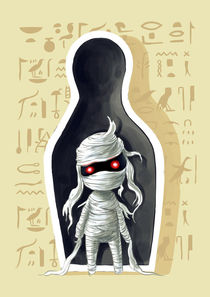 Mummy 2 by freeminds
