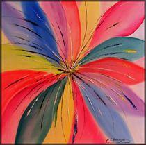 Glücksblume by Eva Borowski
