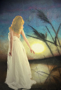 Morgan le Fae by Marie Luise Strohmenger
