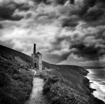 The old engine house by Paul Davis