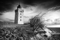 Rubjerg Knude Lighthouse by Paul Davis