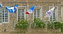 Canada - Vive la france Quebec by Leopold Brix