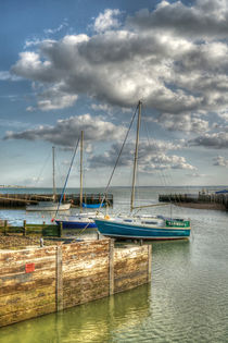 Solent View by David Tinsley