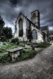 Ghostly Graveyard by David Tinsley