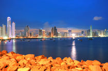 Panama City, Panama by David Castillo Dominici
