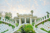 Park Guell, Barcelona by David Castillo Dominici