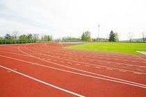 Running track  by David Castillo Dominici
