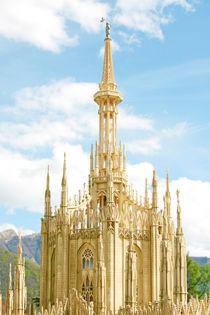 Switzerland cathedral dome  by David Castillo Dominici