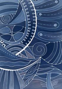 Blauer Achat by schafferart
