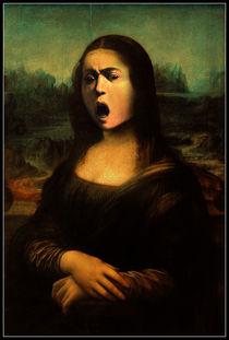 Mona Medusa (Mona Lisa & Medusa) by gravityx9