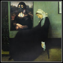 Whistler's Mother Got Gassed by gravityx9