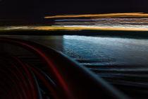 Mysterious Light Tracks von Paul Artner