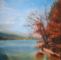 Herbstsonne by Ellen Fasthuber-Huemer