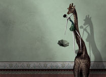 La girafe von Sibylle Dodinot