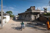 Village near Udaipur by Daniel Dostalik