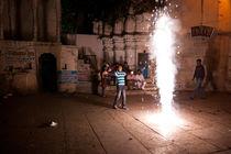 Diwali festival India by Daniel Dostalik
