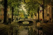Gouda Nederland von Annie Snel - van der Klok