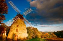 Mühle (Mill) in Rodenberg, Niedersachsen by Oliver Frohnert