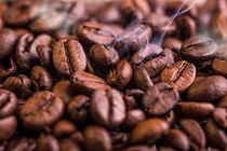 Kaffeebohnen von Denis Kramer