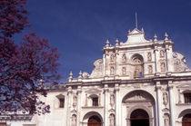 ANTIGUA CATHEDRAL Guatemala von John Mitchell