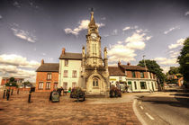 Tiverton Clock Tower  von Rob Hawkins