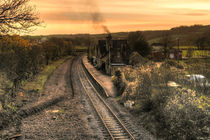 Umberleigh Station  by Rob Hawkins