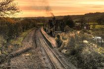 Umberleigh Station  von Rob Hawkins
