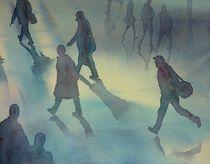 unterwegs 2 - on the move 2 von Thomas Habermann