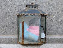 Cemetery lantern San Angel  von Sibylle Schauer