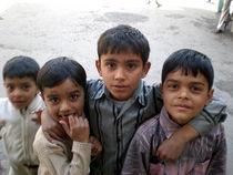 Indische Kinder by Angelika Vitzthum