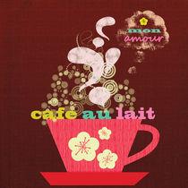 cafe au lait by Elisandra Sevenstar