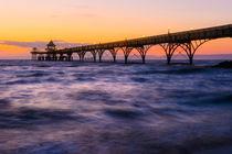 Clevedon Pier, Somerset, England von Craig Joiner