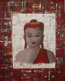 Buddha by Sonja Blügel