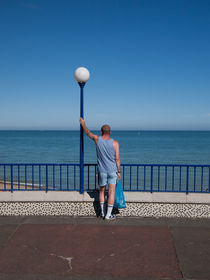 Staring At The Sea by Tim Allen
