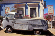 Old VW Truck by John Mitchell