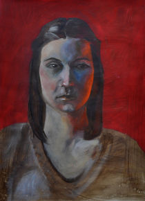 Portrait José by Rosel Marci