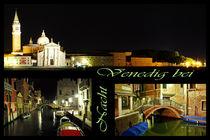 Venedig bei Nacht von Thomas Lambart