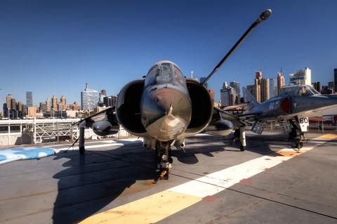 Jet-in-the-city