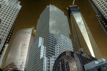 World Financial Centre 3 von Rob Hawkins