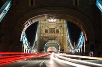 Tower Bridge Traffic von Alexander Stoffel