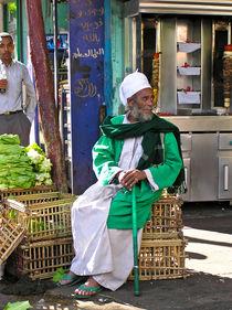 Gemüsehändler - Kairo - Egypten von captainsilva